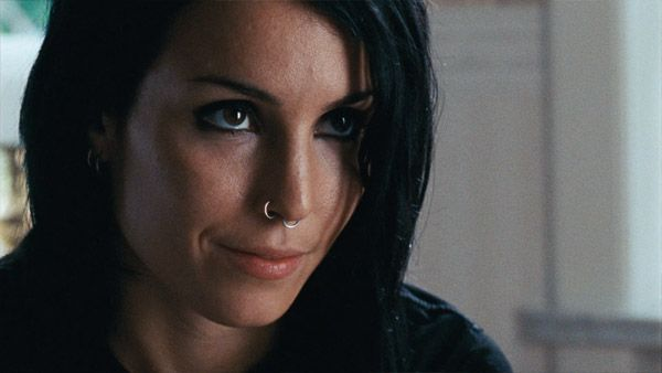 lisbeth salander noomi rapace | ... in the first film lisbeth salander noomi rapace has been traveling