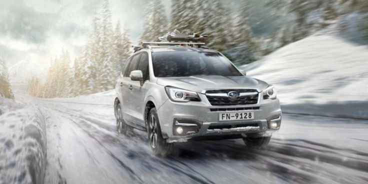2018 Subaru Forester Motor Performance