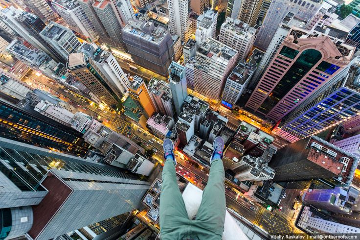So, two guys named Vitaliy Raskalov and Vadim Makhorov visited Hong Kong, and took a few pictures - Imgur