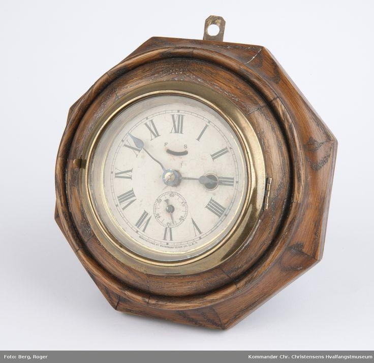 DigitaltMuseum - Klokke
