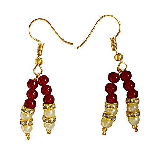 Stunning Indian Bollywood Two Line Red Pearls White Shell... https://www.amazon.ca/dp/B06XQV9S8M/ref=cm_sw_r_pi_dp_x_HVk3yb4696GV9
