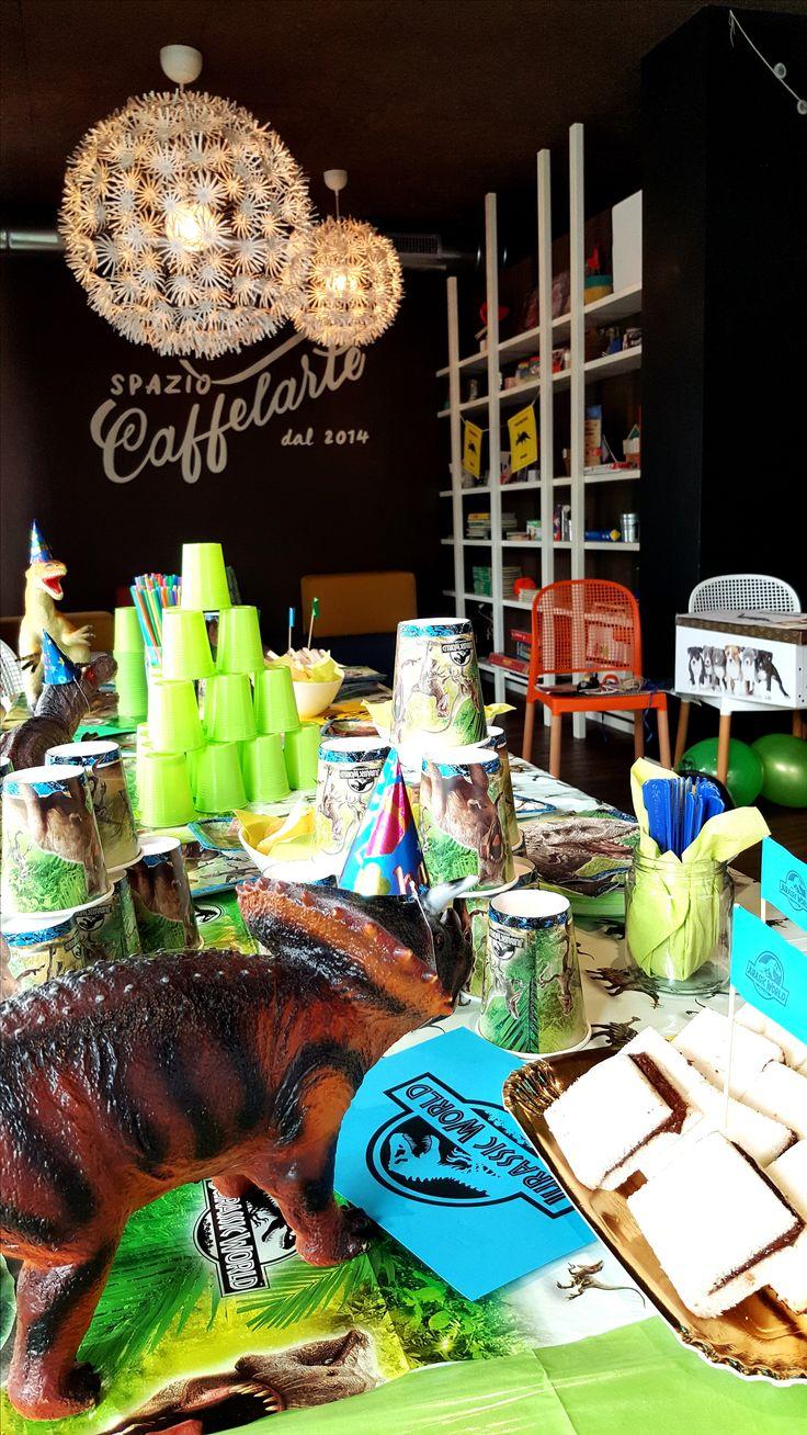 Jurassic Party! #birthday #jurassic #party