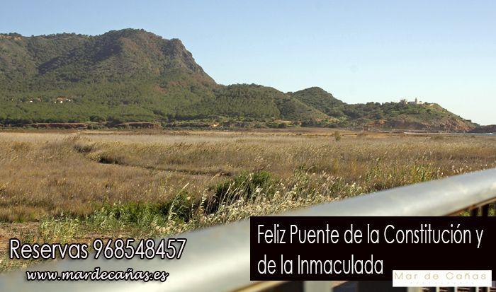 El equipo de www.mardecañas.es te desea Feliz Puente de la Constitución y de la  Inmaculada