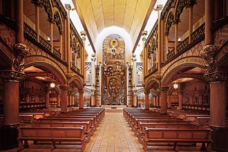 the basilica in montreal