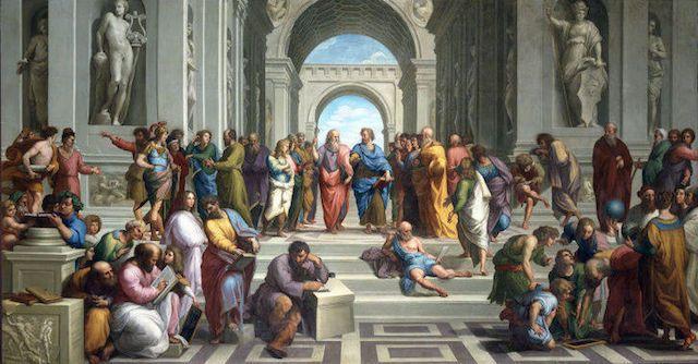 Geist und Gegenwart: Die Philosophen