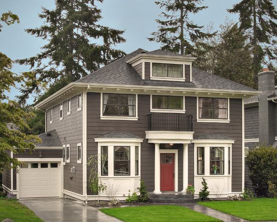 1000 ideas about grey siding house on pinterest - Exterior house color scheme generator ...