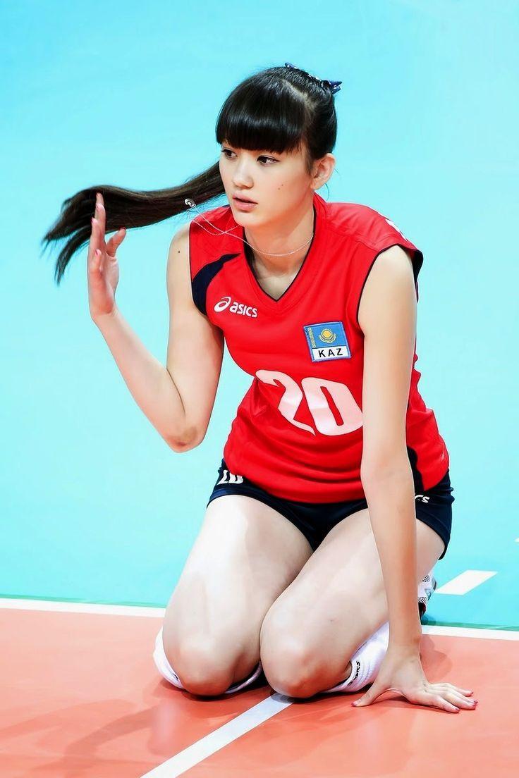 Sabina Altynbekova (Kazakhstan)   2014 Asian... - Olympic Beauty