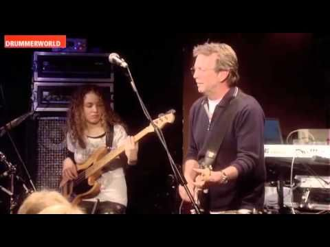 Jeff Beck, Eric Clapton, Vinnie Colaiuta, Tal Wilkenfeld - YouTube