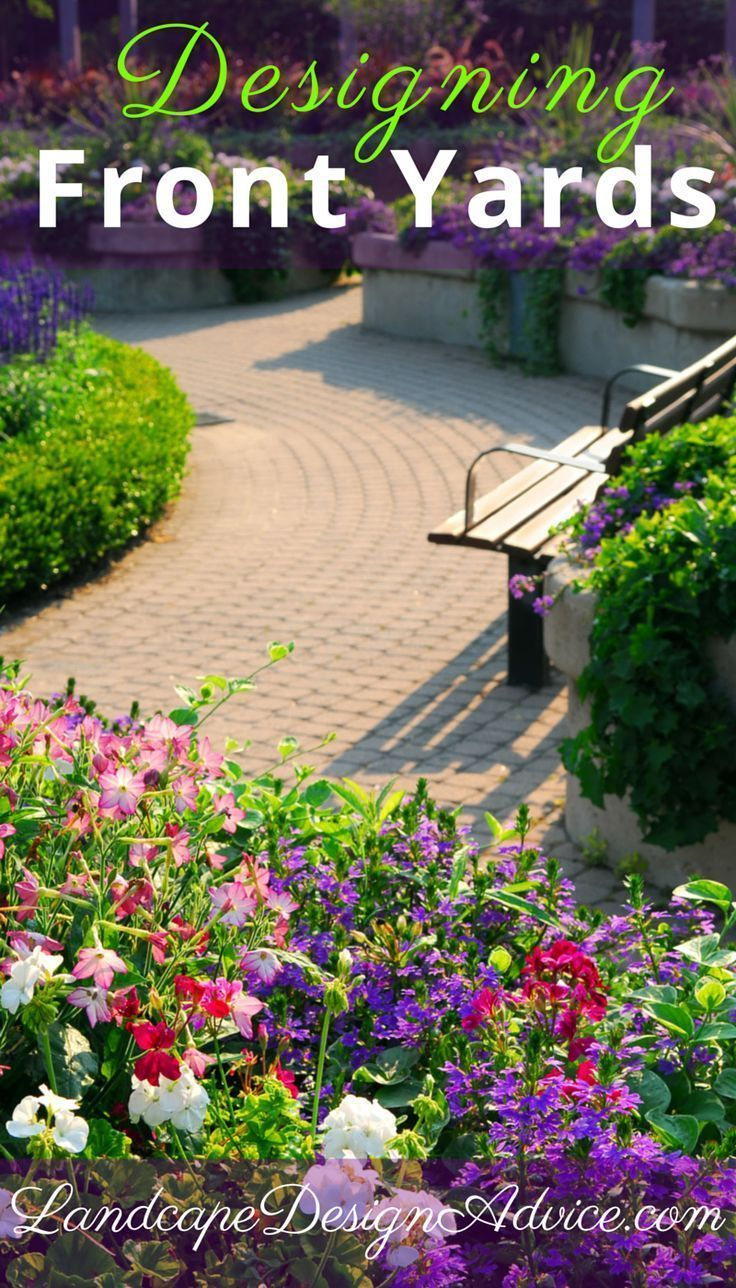 Creative front yard landscaping ideas front yards and yards for Creative front yard ideas