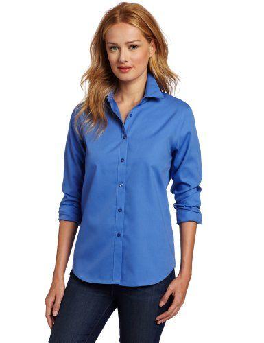 Jones New York Women S Easy Care Shirt Womens Fashion