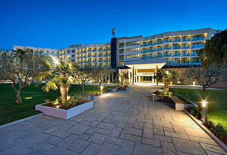 Hotel Laguna Materada #Porec #Croatia