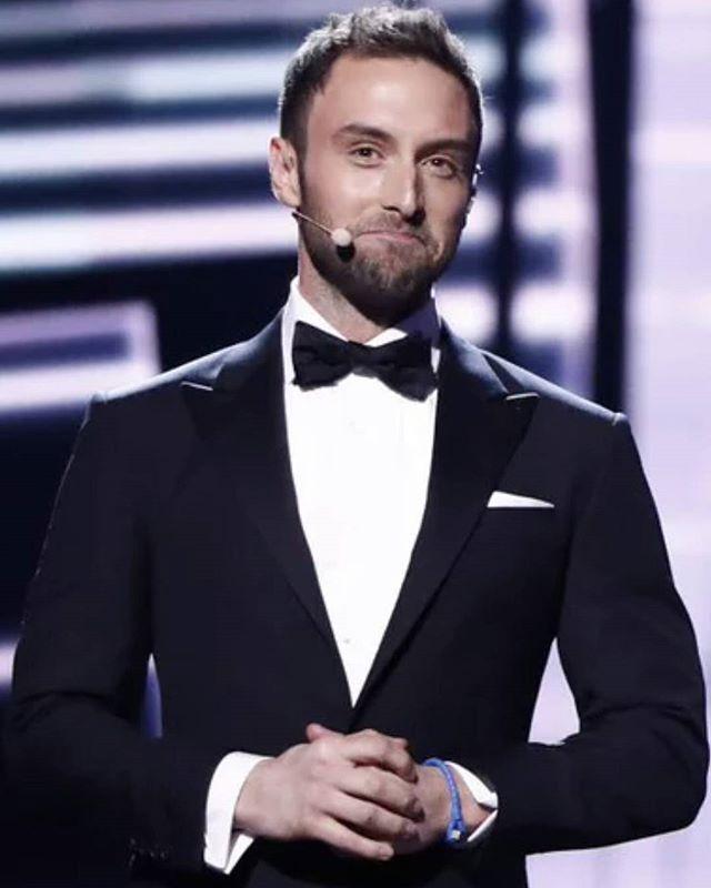 MÅNS ZELMERLÖW: Eurovision Song Contest 2016