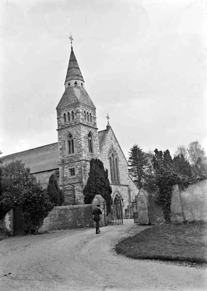 Church Exterior, Howth, Co. Dublin Published / Created: [between ca. 1900-1939]. In collection: Eason Photographic Collection