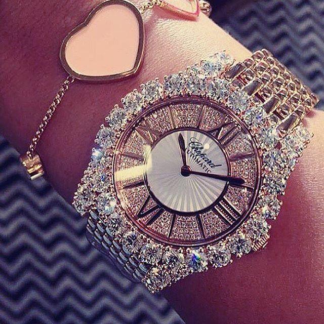 Um, I'll take 2 - one for each wrist, please luxury glam barbie blog