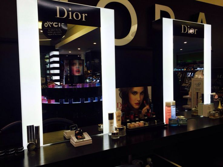 DIOR Makeup Station at SEPHORA