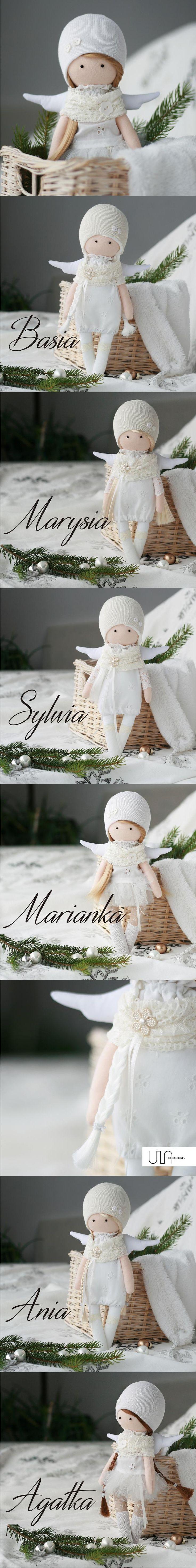 Christmas Songs / angels handmade