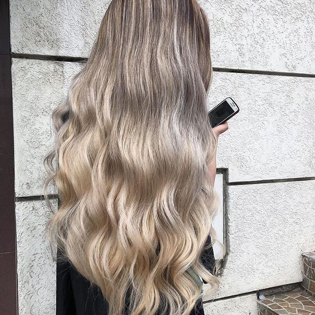 Hair Goals From The Colour To The Length And Style By