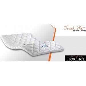 Florence TOUCH ME Springbed      Bahan Latex,tinggi 9 cm     Comfort level : Medium http://klikfurniture.com/florence-spring-bed/2878-florence-touch-me-springbed.html