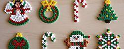 Hama beads navideños: ¡Ideas inspiradoras!