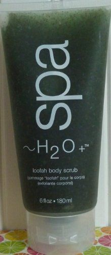H2O Spa Loofah Body Scrub 6 oz by H20 Spa. $15.00