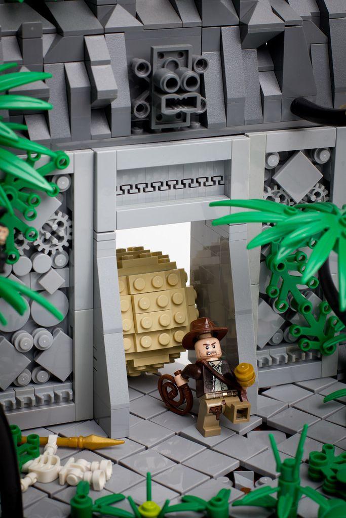 Indiana Jones temple escape http://www.flickr.com/photos/94731377@N02/31896113934/