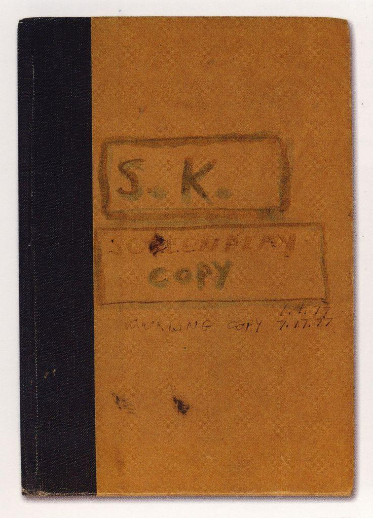 Condensador de Fluzo » Las notas de Stanley Kubrick en una copia 'El Resplandor' de Stephen King