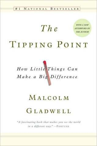 Do you think how little things can make a big difference. Malcolm Gladwell show us here.