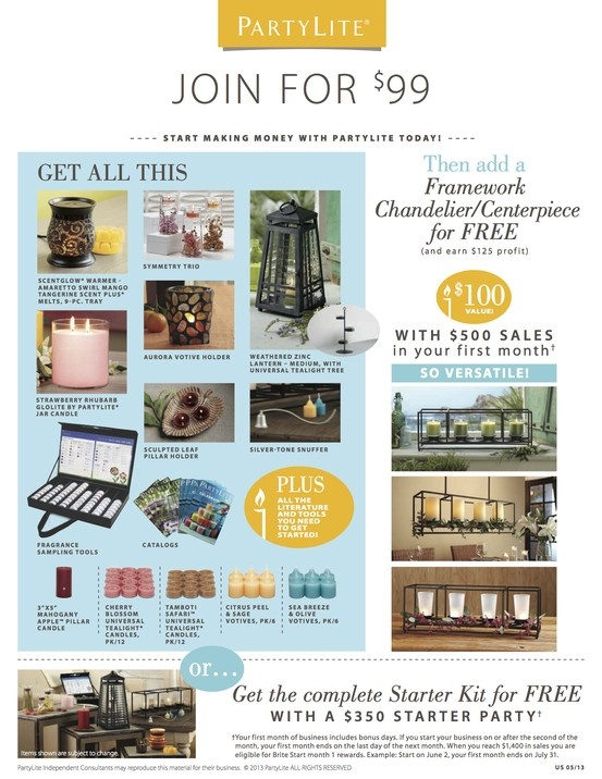 10 best Become a PartyLite® Consultant! images on Pinterest
