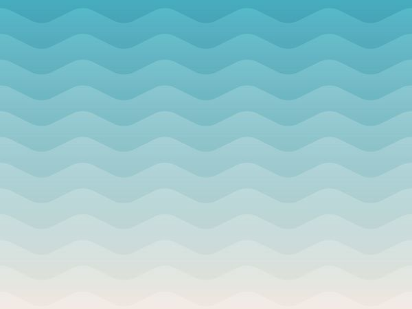 Summer Backgrounds by Colors ARK, via Behance