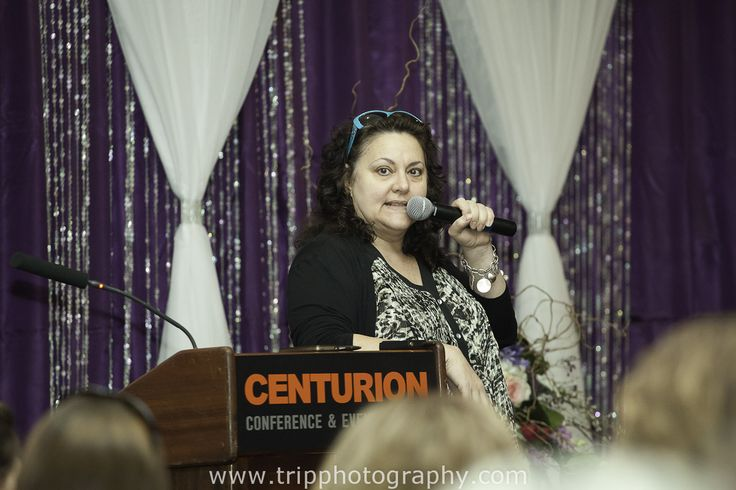 Gail Vaz-Oxlade | Women in Business Conference, Ottawa, ON | Tripp Photography