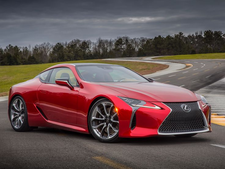 7. Lexus LC 500: Over the past few years, Lexus and its spindle grille have polarized the automotive... - Lexus