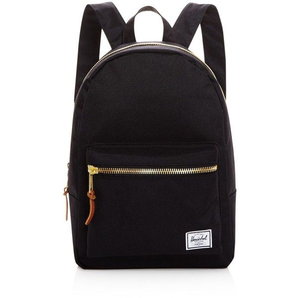 Herschel Supply Co. Grove Backpack ($58) ❤ liked on Polyvore featuring bags, backpacks, daypack bag, day pack backpack, backpack bags, herschel supply co bag and herschel supply co backpack