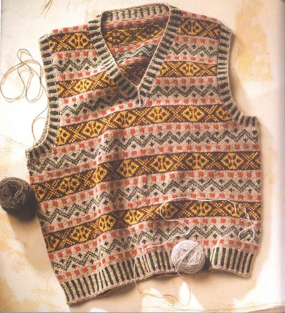 45 best Knitting: Intarsia and Fair Isle images on Pinterest ...