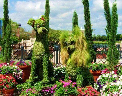 A kertészkedés művészete: az elképesztő bokorszobrászat!,  #bokor #bokorszobrászat #dekoratív #kert #kertépítészet #kertész #kertészet #kreatív #különleges #látványos #művészet #növények #ökológia #otthon24 #park #parkok #természet #város #virág #virágos #virágzó, http://www.otthon24.hu/a-kerteszkedes-muveszete-az-elkepeszto-bokorszobraszat/