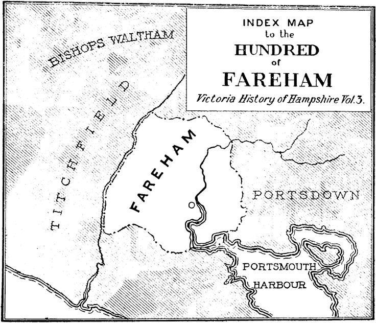 The hundred and parish of Fareham | British History Online