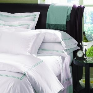 Styled After The Finest Hotel Beds In The World.Crisp White Sheets,.