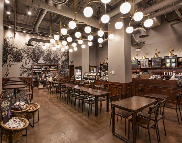 Starbucks Opens 1,000th LEED-Certified Store | Starbucks Newsroom