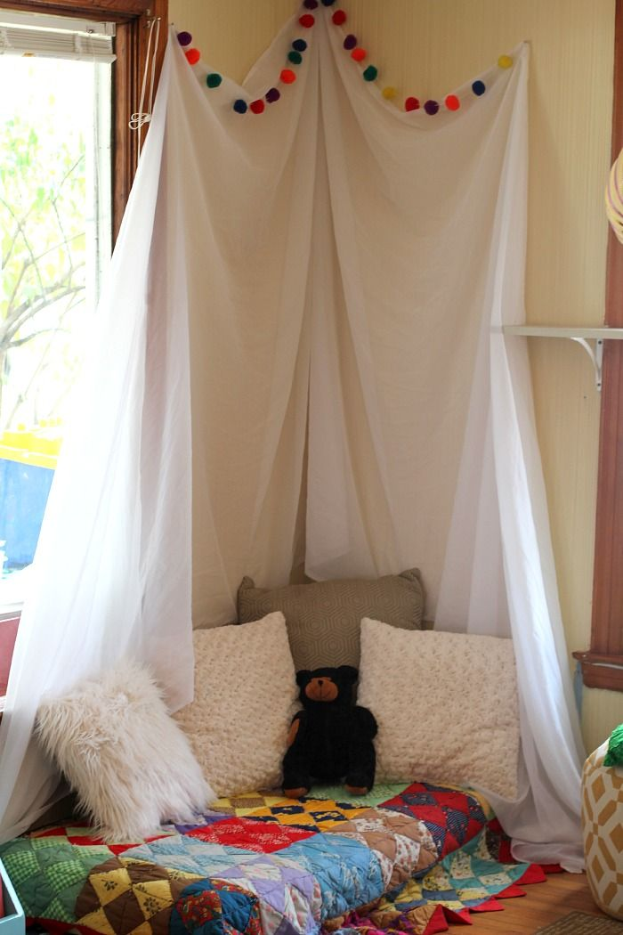 Preschool Classroom Design: A Cozy Corner - Twodaloo