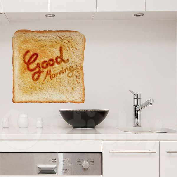 Wall Sticker GOOD MORNING by Sticky!!!