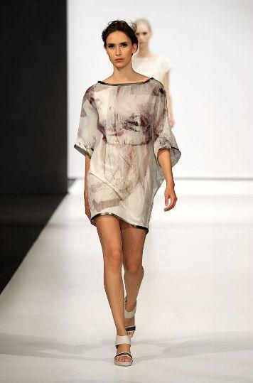 ANNETTE GORTZ MOSS LION DRESS TUNIC