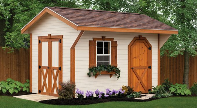 14 best sheds images on pinterest shed sheds and barn for Quaker barn home designs