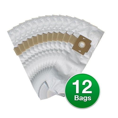 Replacement Vacuum Bag for Simplicity Household S10E Model 2pk-Hepa Type 6 Bags/pk