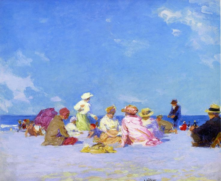 Afternoon Fun  Edward Potthast
