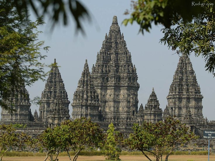 Prambanan Temple, Yogyakarta, Indonesia. One of my early childhood memories is the road trip my family took from Jakarta to Yogyakarta to see these ancient temples of a bygone era