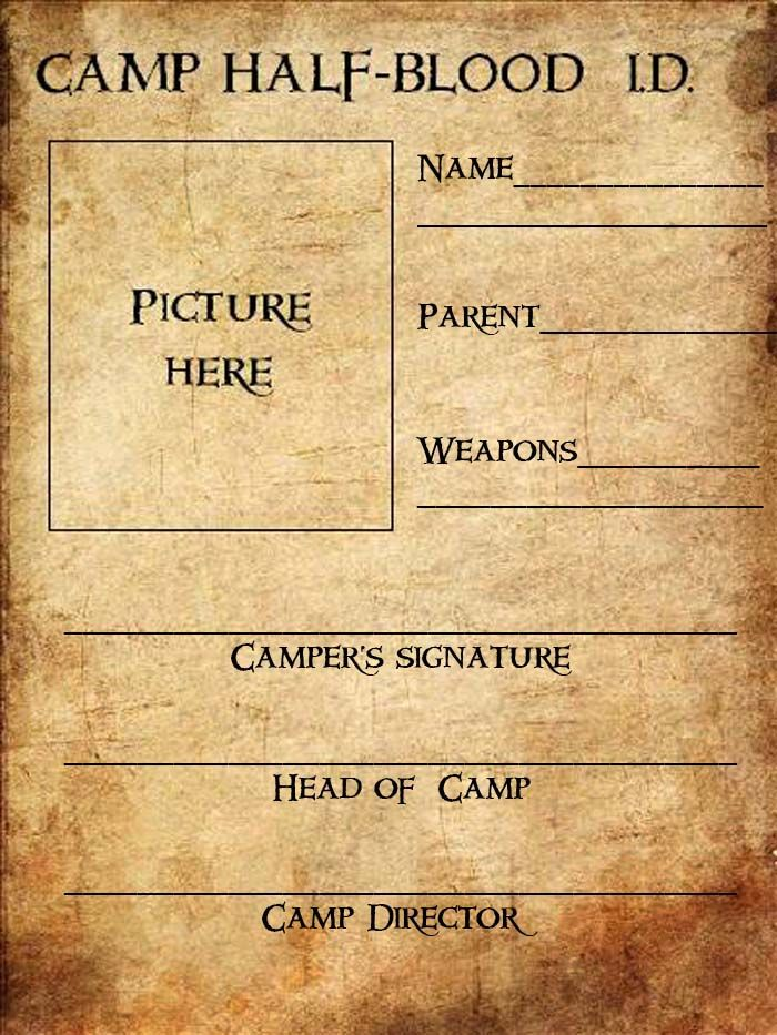 Now this is cool.>>>> we should all like print these out and have them in a purse, wallet, pocket, something it would be the pjo/hoo ID