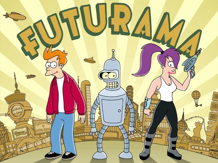 Futurama Full Episodes Live 24/7