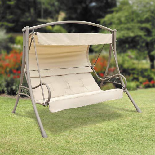 Covered Patio Swing | ... Swing Covers, All Patio Furniture Coverings |  Swing