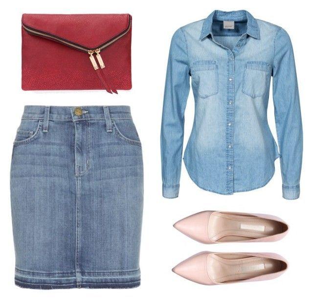 Gessilene Ferreira: Evangélica fashion - Como usar saia jeans sem ficar cafona