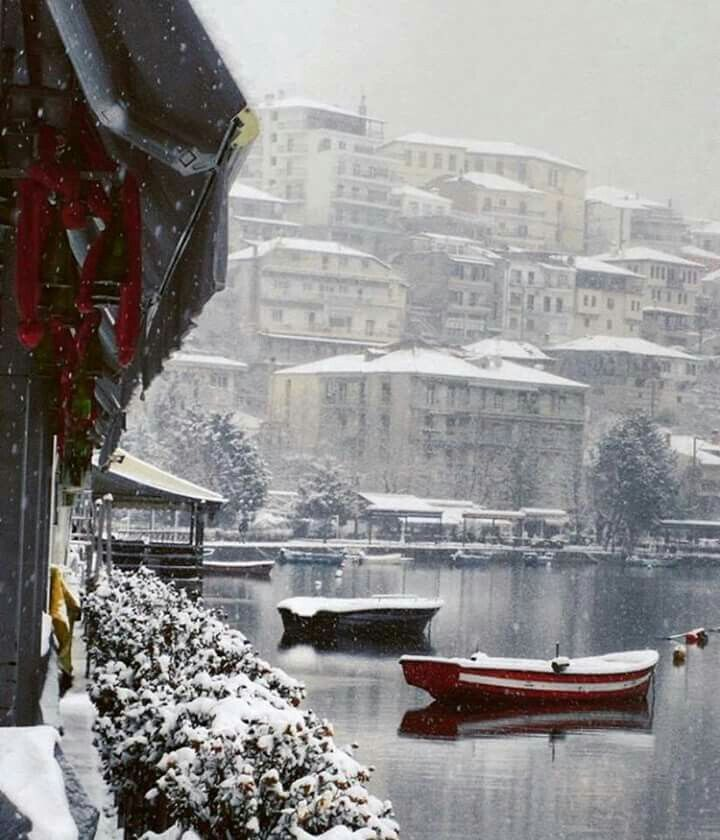 Kastoria , Greece .