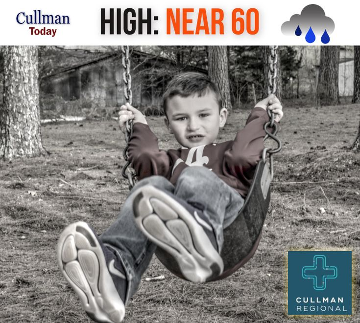 CULLMAN COUNTY WEATHER, Saturday, March 10, 2018, HEAVY RAIN AT TIMES ALL WEEKEND: 90% chance of precipitation. Cloudy skies. High around 60°. South wind at 5 mph. Look for up to one inch of rain today.